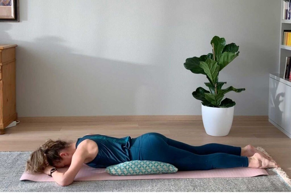 kleine (!) Auswahl von Übungen aus einer Wochenbettsequenz.