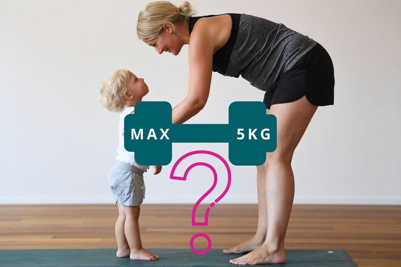 gewichte heben in der schwangerschaft blog