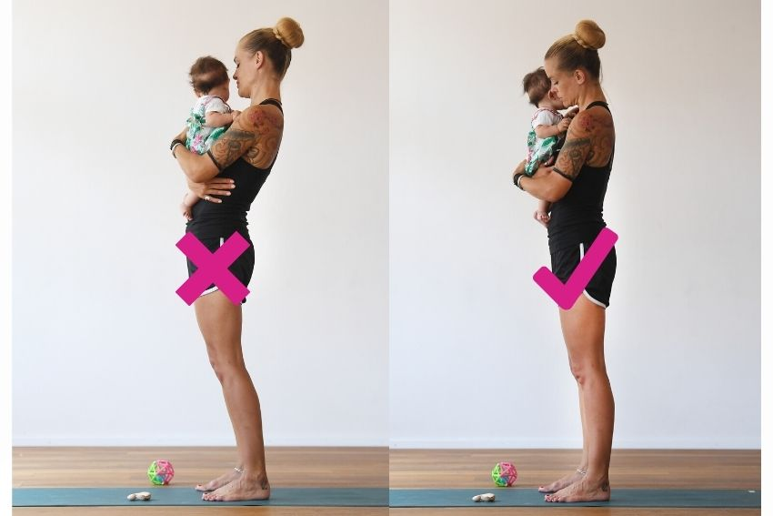 Haltung-tragen-baby