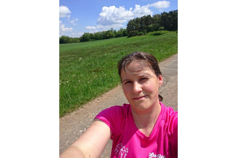 Tanja erzählt von ihren Erfahrungen mit dem Laufprogramm Lauf Los.