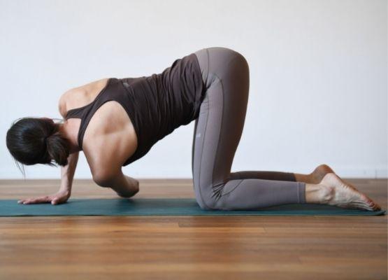 Pilates in der Rückbildung: Stärkung von innen.
