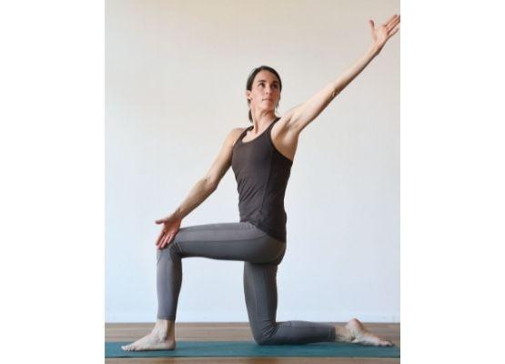 Pilates in der Schwangerschaft sorgt für Wohlbefinden. Sicher und trotzdem fordernd.